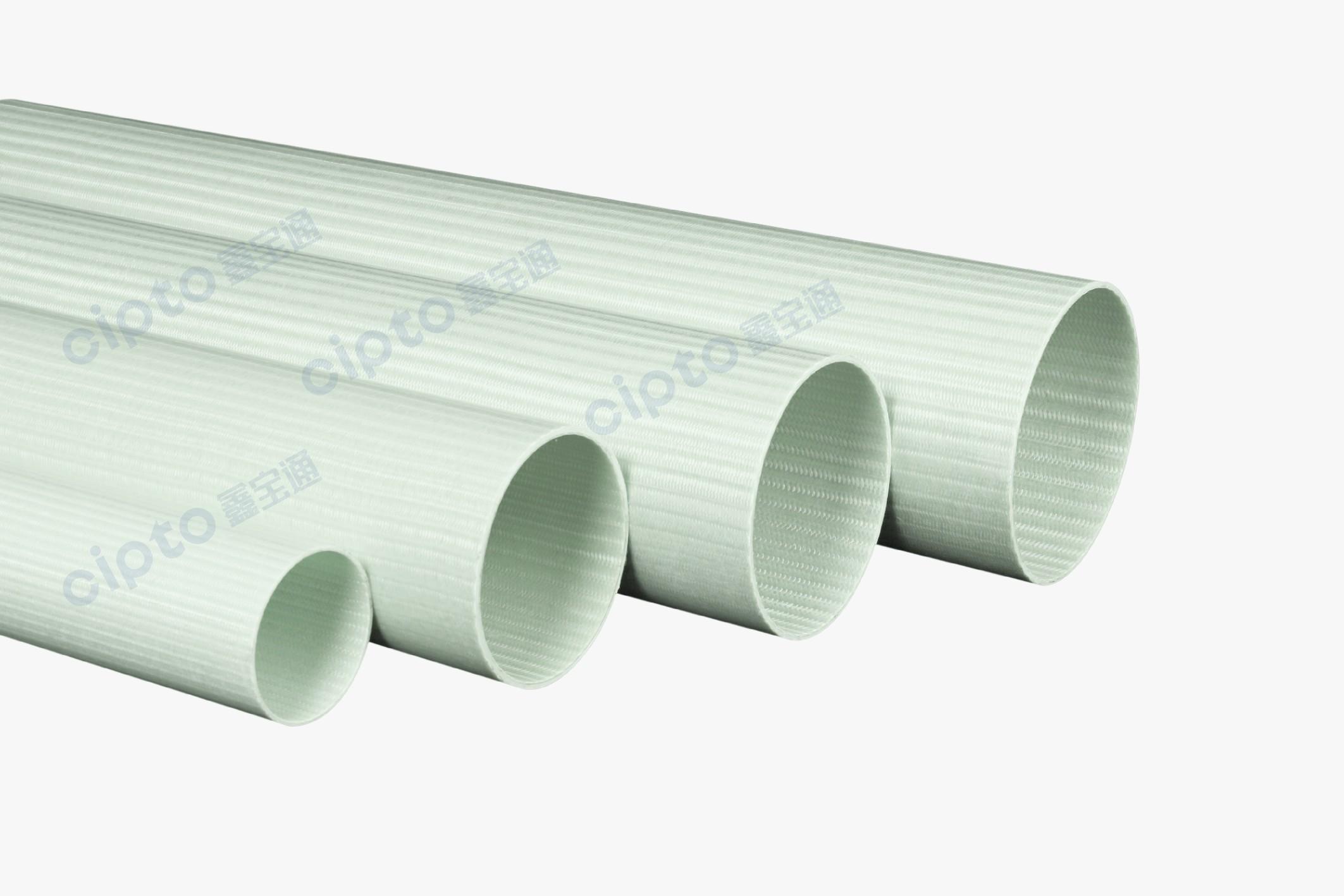 BWFRP编织电力电缆管