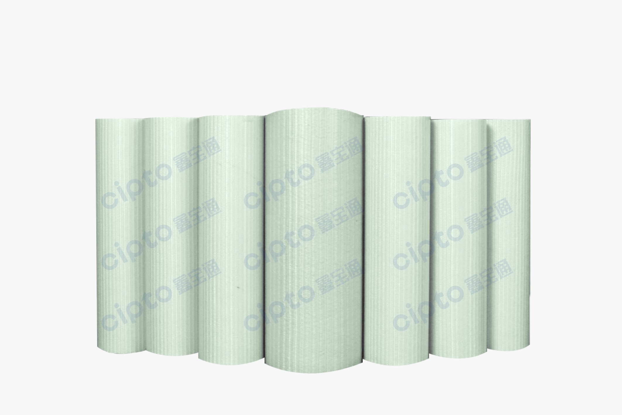 BWFRP纤维编绕拉挤电缆保护套管